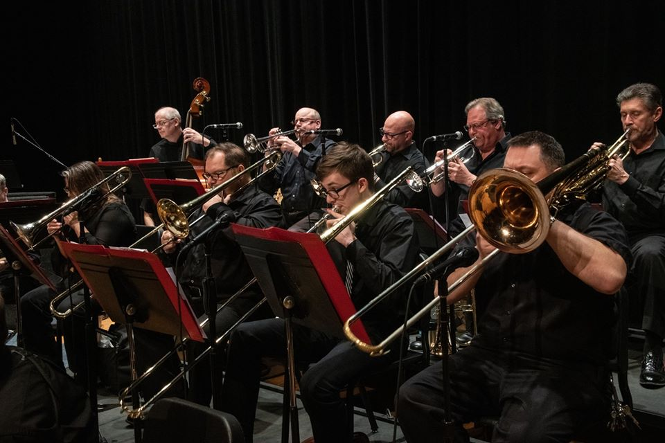 Jazz Ensembles Spring Concert at the James Lumber Center