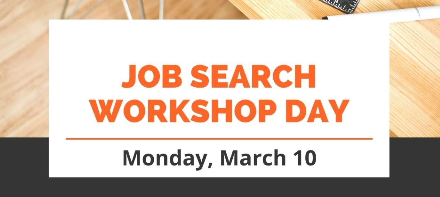 Job Search Workshop Day at Deerfield Public Library