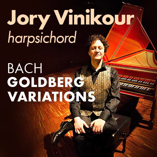 Jory Vinikour: Goldberg Variations