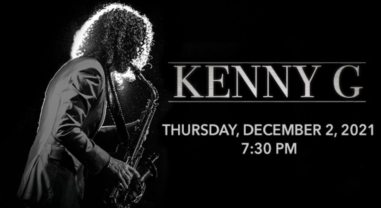 Kenny G at Genesee Theatre