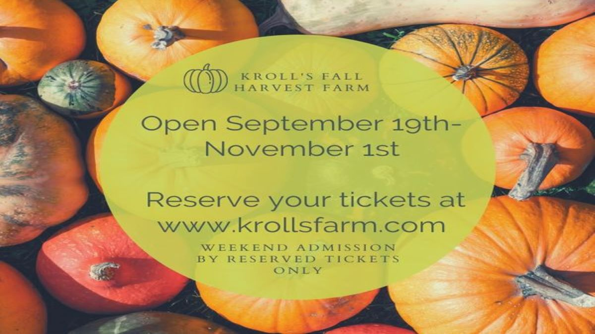 Kroll's Fall Harvest Farm