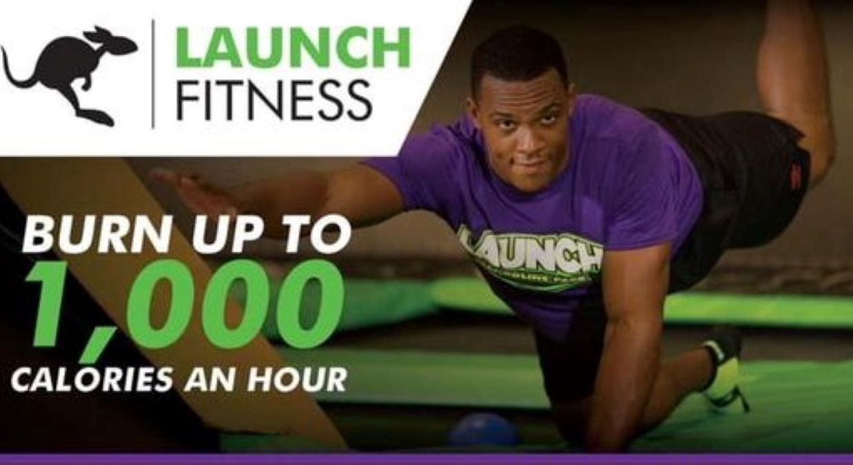 Launch Fitness at Launch Trampoline Park Gurnee