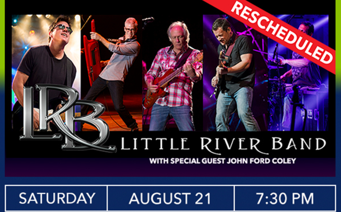 Little River Band With Special Guest John Ford Coley at Genesee Theatre