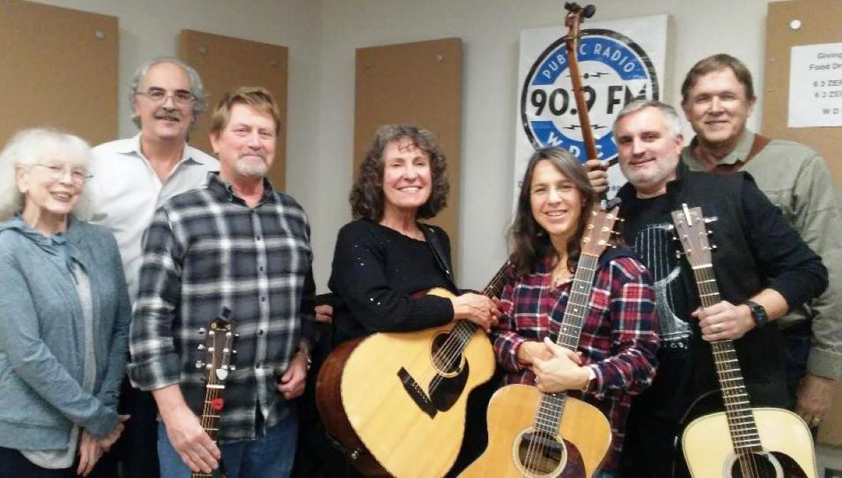 Online Open Stage with Lake County Folk Club