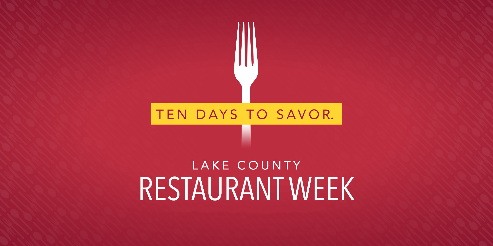 Lake County Restaurant Week: Ten Days to Savor 2021