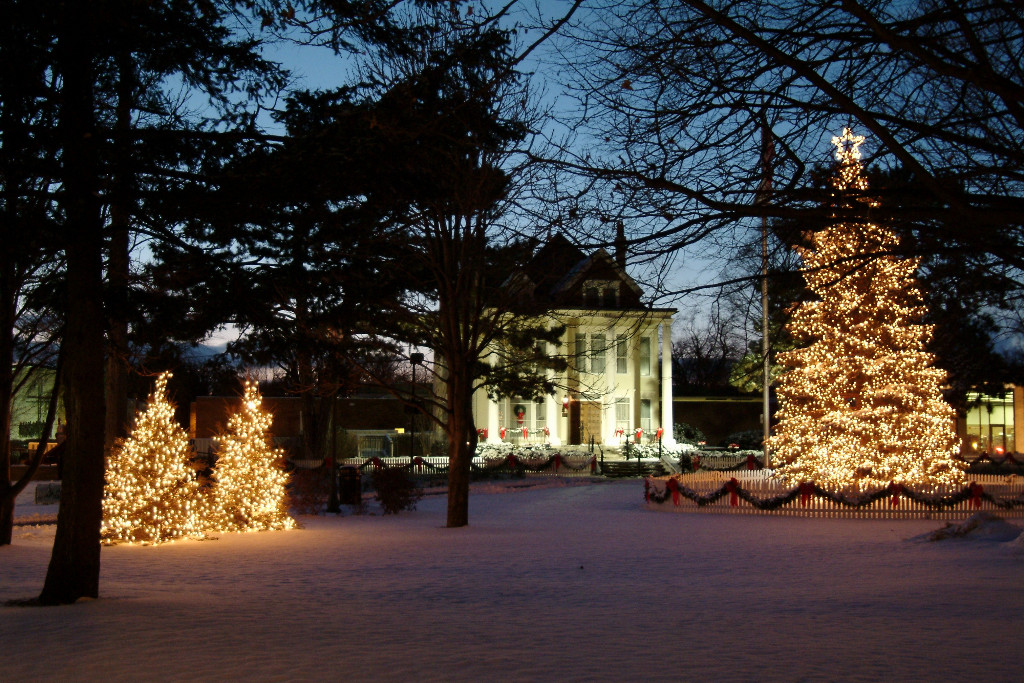 Libertyville Tree Lighting and Downtown Holiday Walk