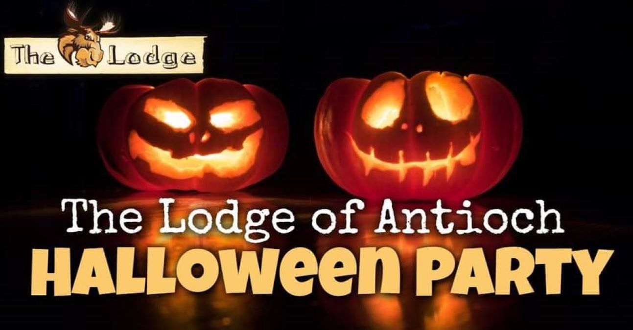 Halloween Party at The Lodge of Antioch