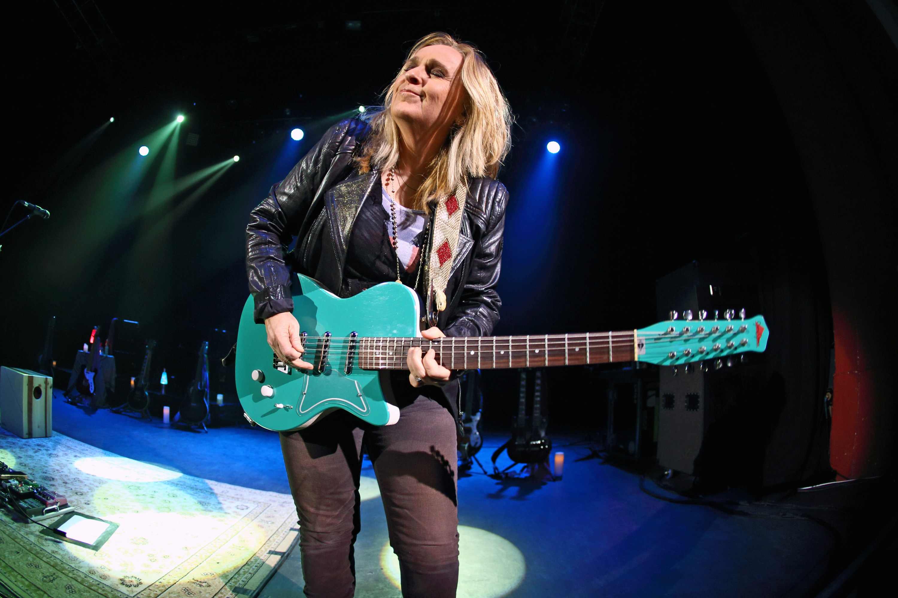 Melissa Etheridge and George Thorogood & The Destroyers at Ravinia