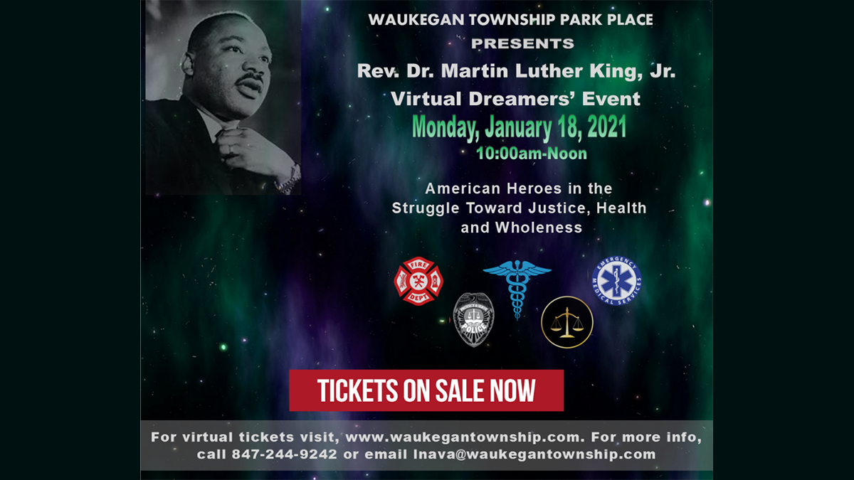 Waukegan Township MLK Dreamers' Virtual Breakfast