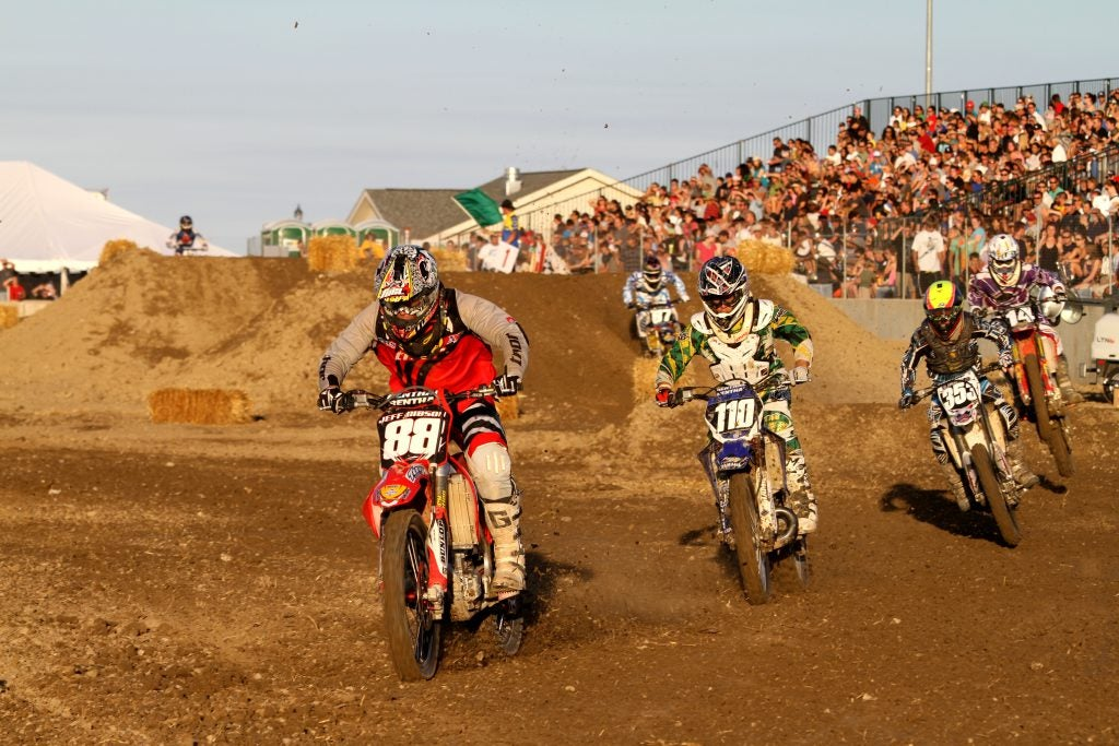 Motocross at the Lake County Fairgrounds & Event Center