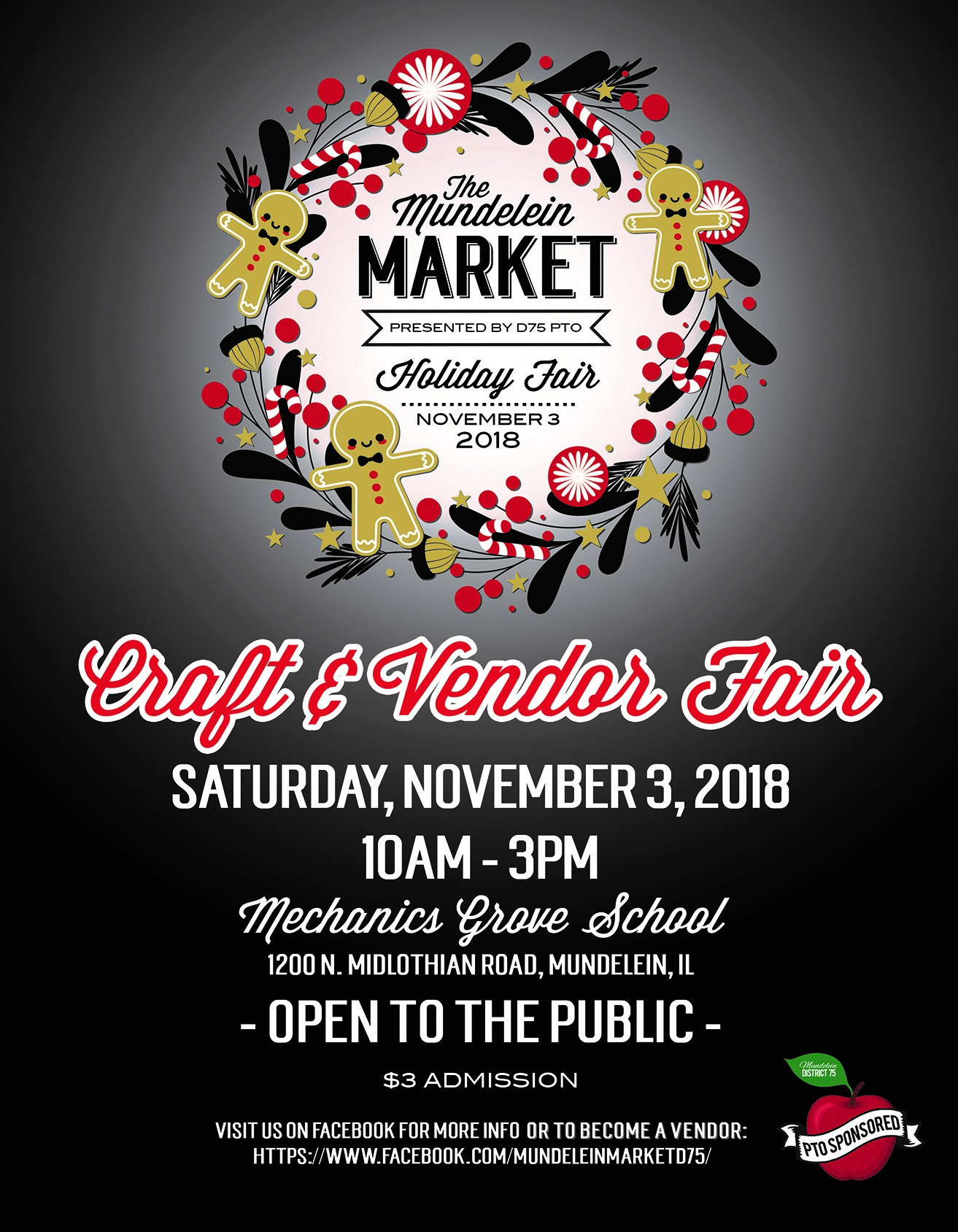 The Mundelein Market Holiday Fair