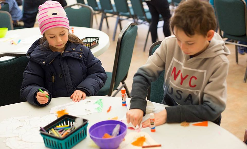 Museum Family Crafts at Bess Boer Dunn Museum