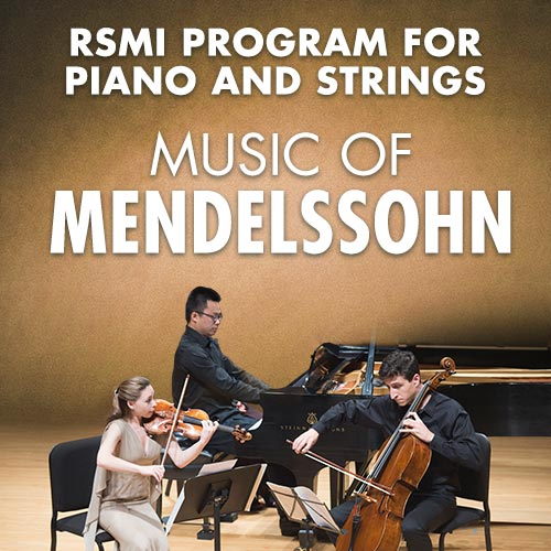 Music of Mendelssohn