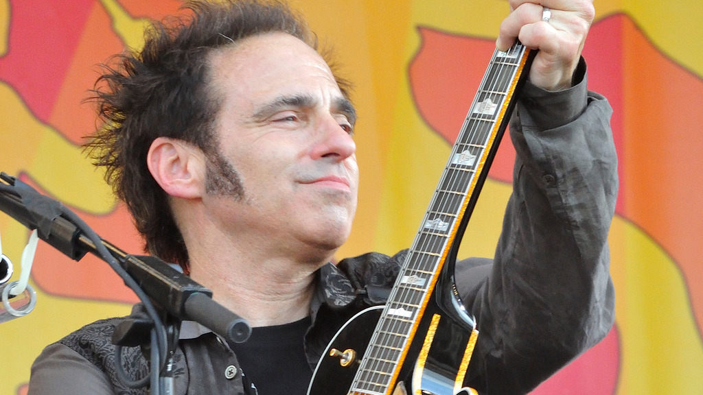The Nils Lofgren Band