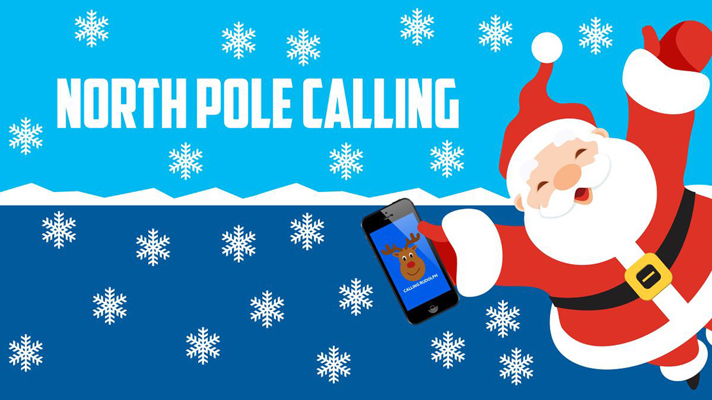 North Pole Calling with Waukegan Park District