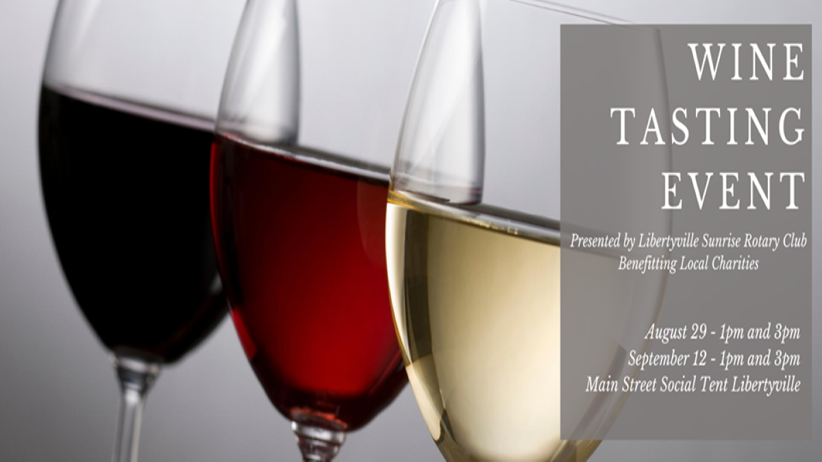 Wine Tasting Event at Main Street Social