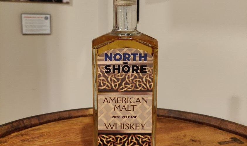 2021 American Malt Whiskey Release at North Shore Distillery