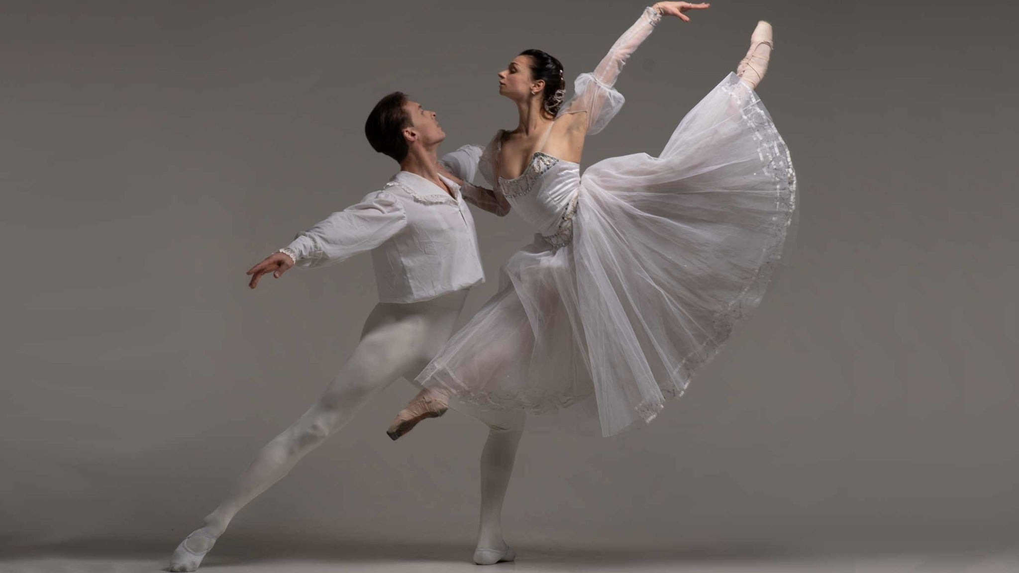 The National Ballet Theatre of Odessa's Romeo and Juliet at Genesee Theatre