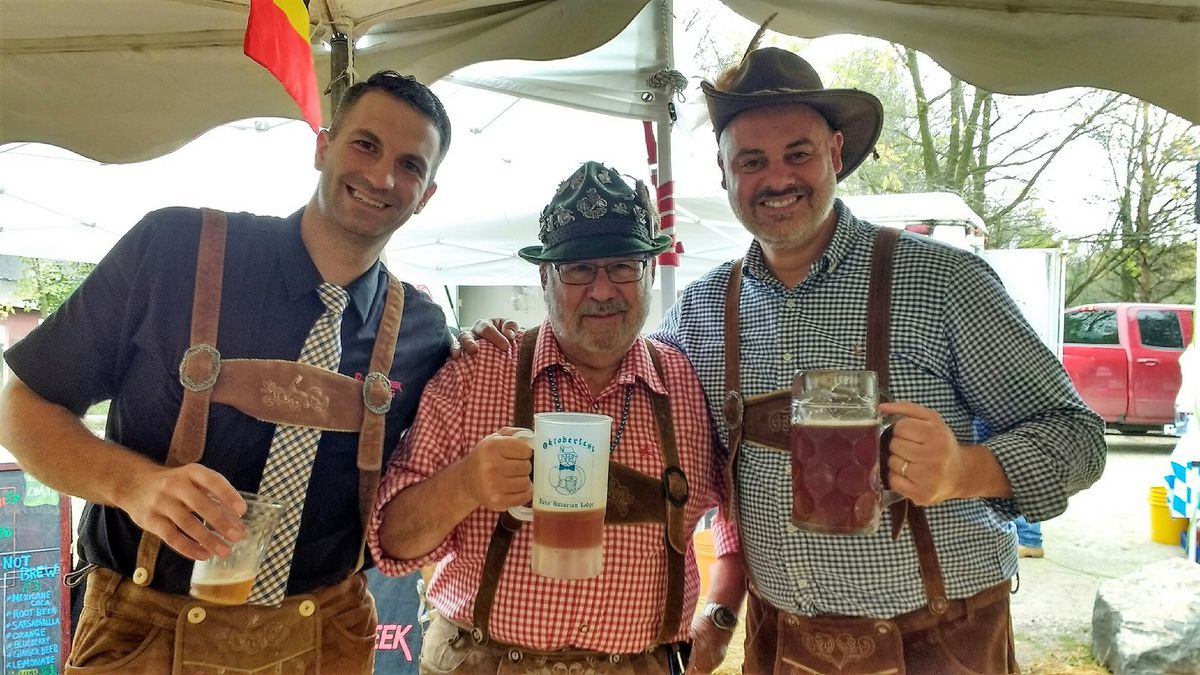 Annual Oktoberfest Celebration at Buffalo Creek Brewing