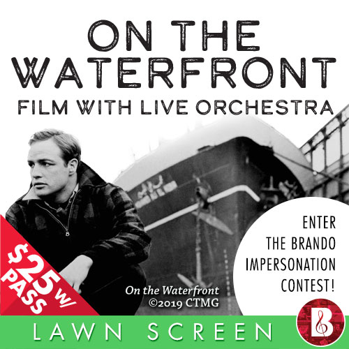 CSO: On The Waterfront (Film with Live Orchestra)