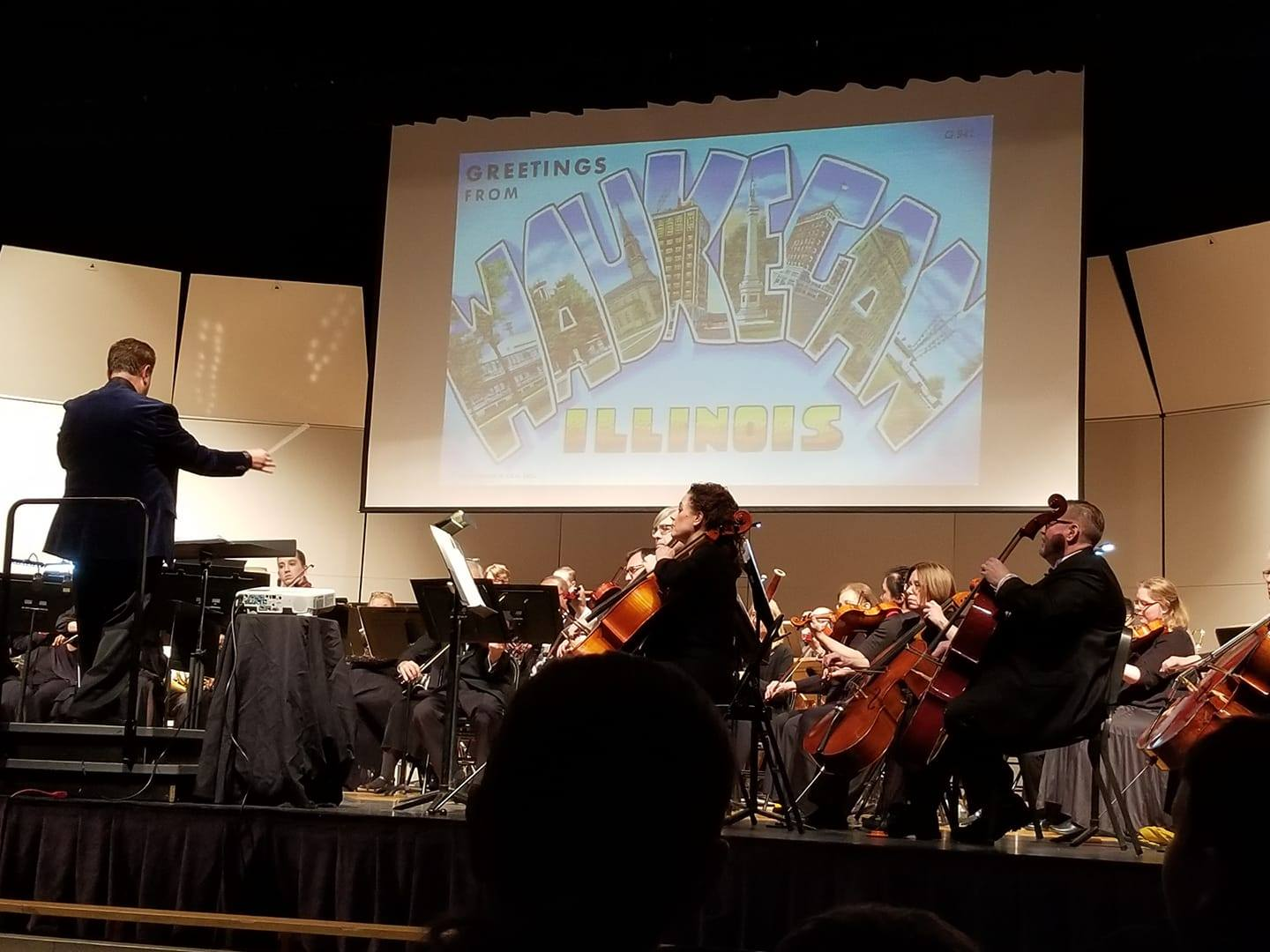 Waukegan Symphony Orchestra presents: Magnificent Suites