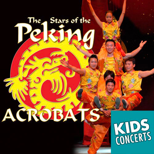 The Stars of the Peking Acrobats