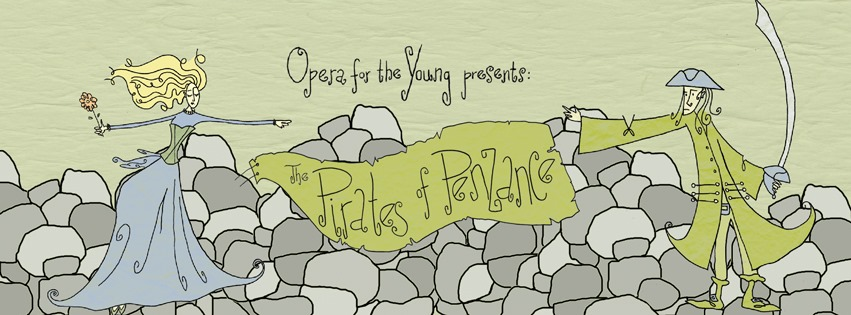 Opera for the Young: The Pirates of Penzance at Ravinia Festival