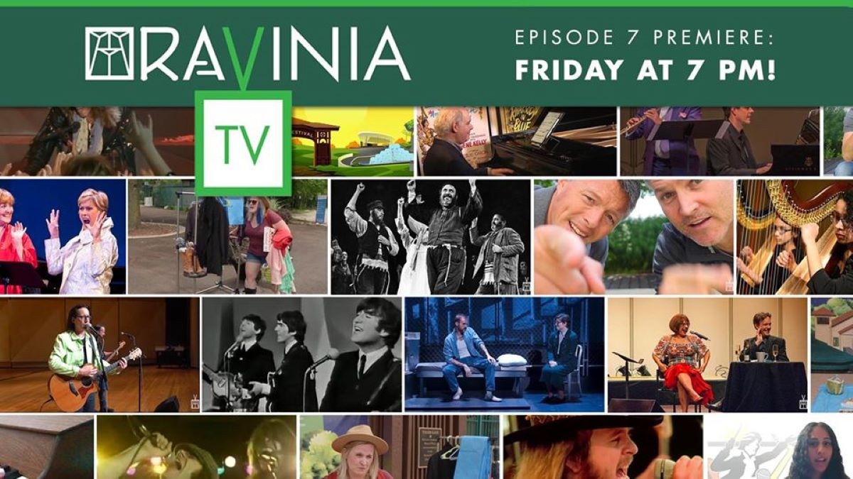 RaviniaTV Ep. 7 featuring The Drive's Sherman and Tingle Show