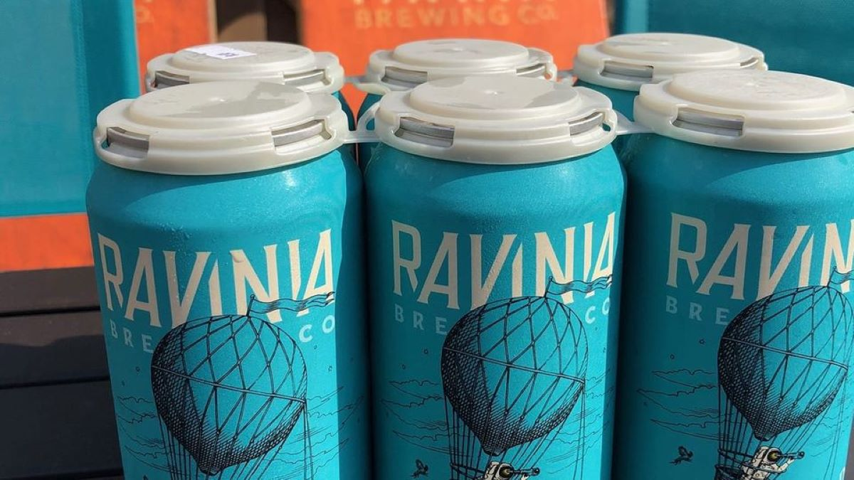 Desert Birds at Ravinia Brewing Co.