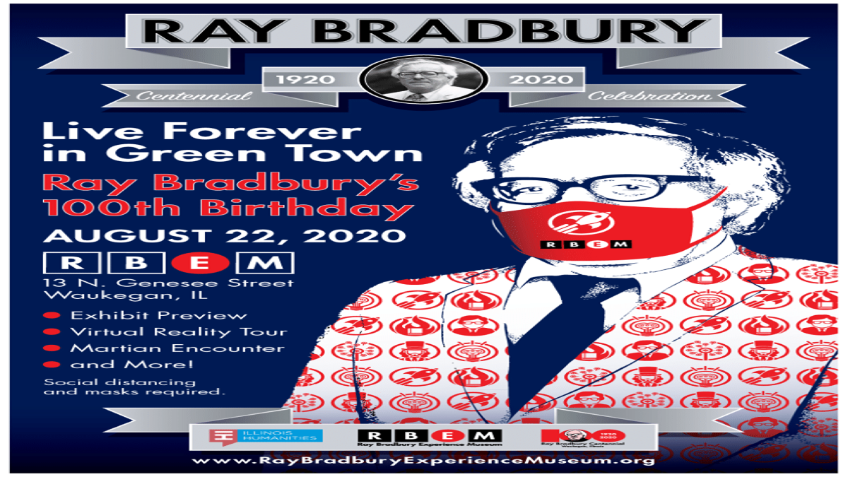 Ray Bradbury's Centennial Celebration at RBEM