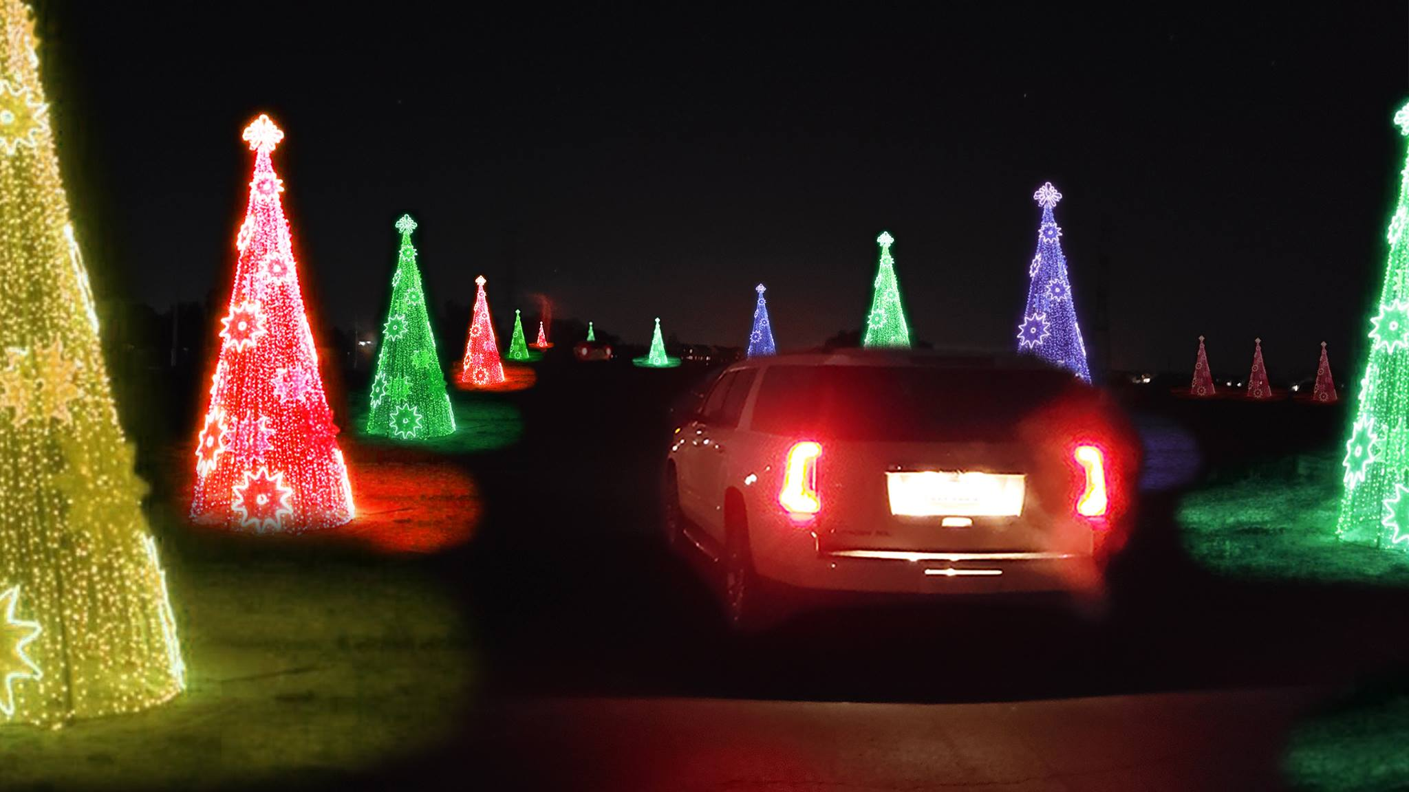 Santa's Rock'n'Lights at Lake County Fairgrounds