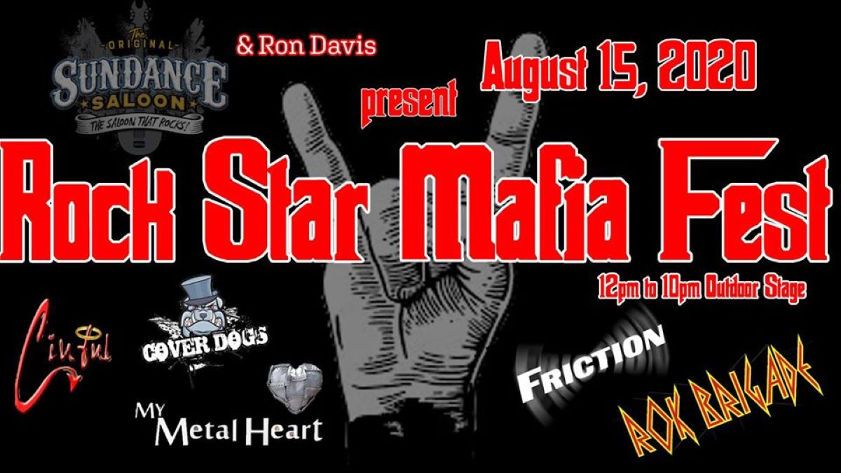 Rock Star Mafia Fest at the Original Sundance Saloon