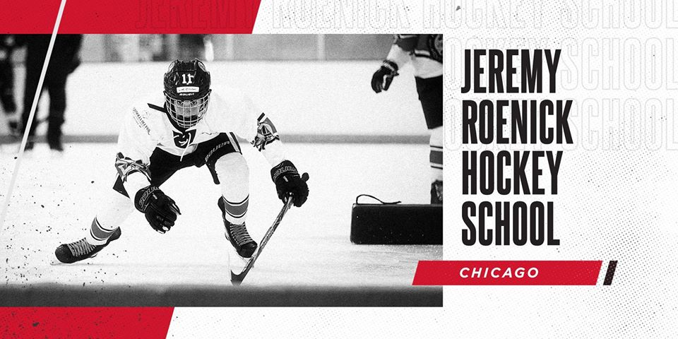 Jeremy Roenick Hockey School Youth School Chicago 2020 at Glacier Ice Arena