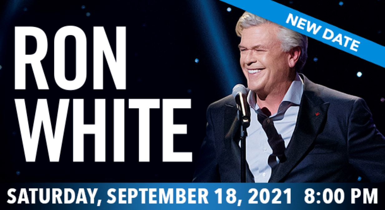 **Rescheduled - Ron White at Genesee Theatre