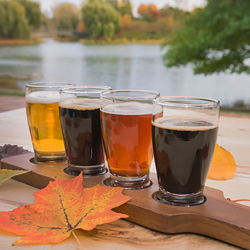 Autumn Brews: Seasonal Beer Tasting in the Garden