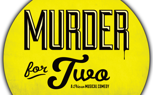 Murder for Two at the Marriott Theatre
