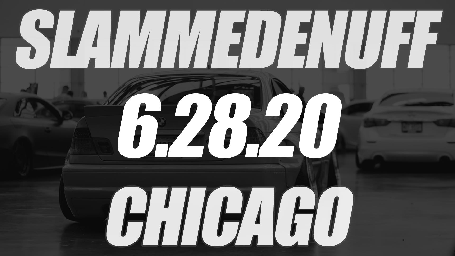 Slammedenuff Chicago Car Show at the Lake County Fairgrounds & Event Center