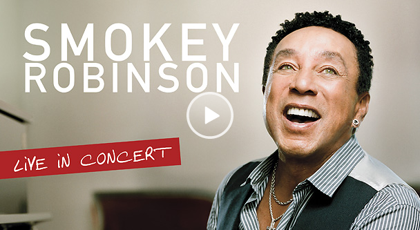 Smokey Robinson at the Genesee Theatre