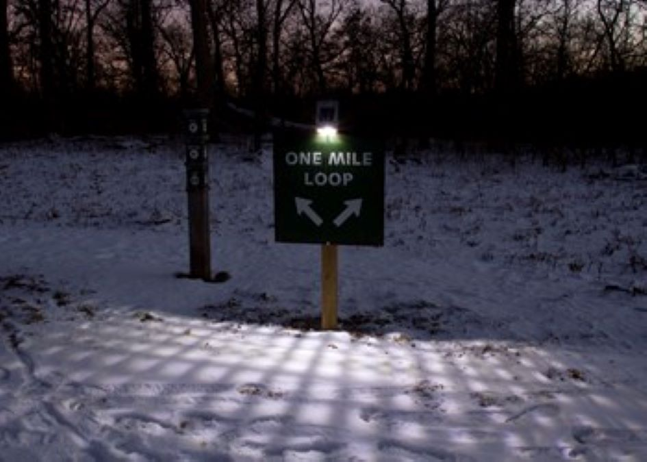 Take an Evening Stroll on Solar Lit Trails at Lake County Forest Preserves