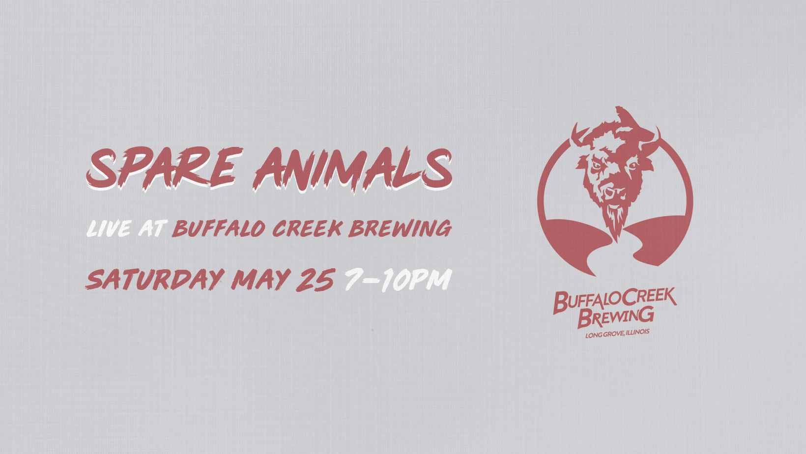 BCB presents Spare Animals