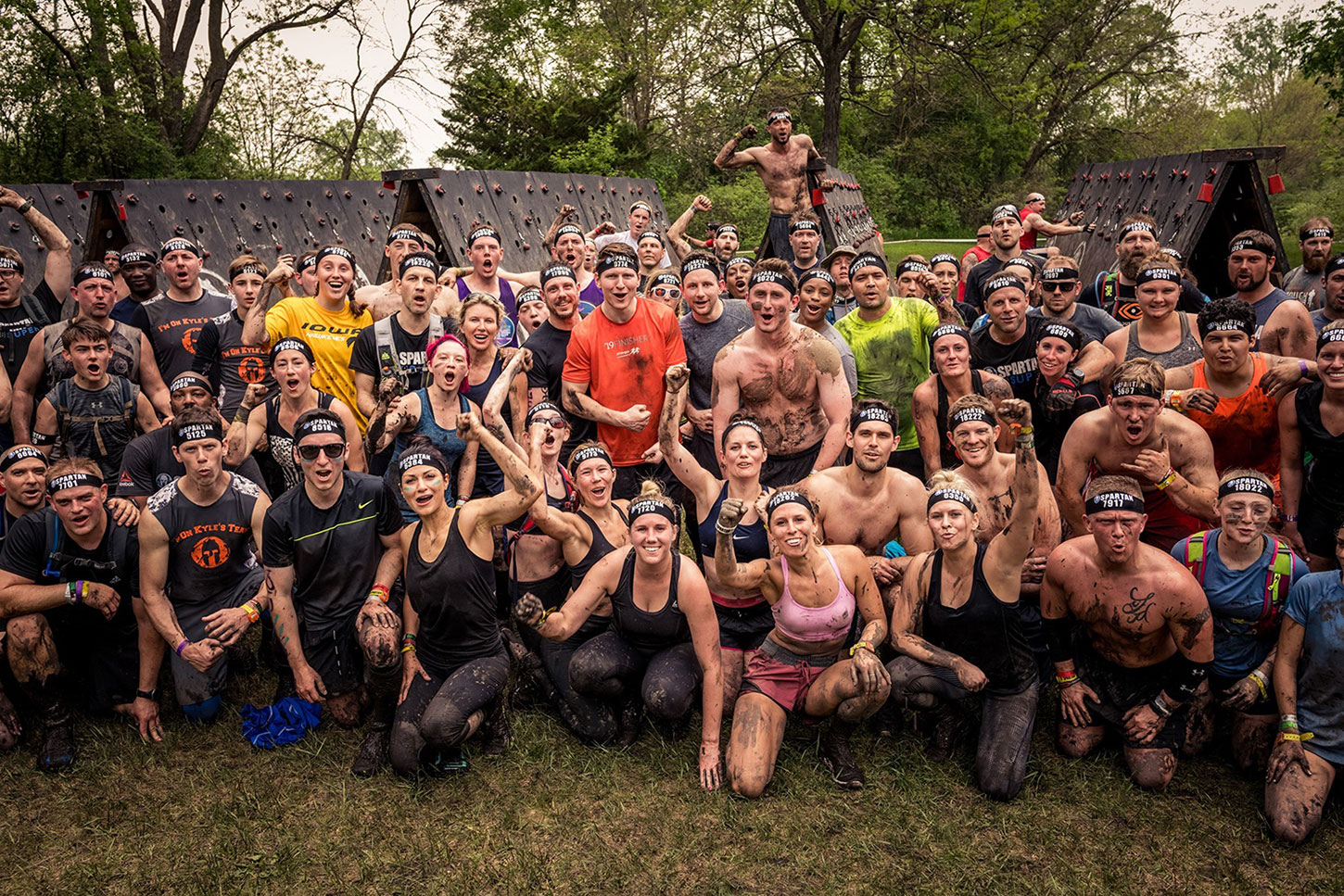Spartan Chicago Sprint and Kids Race Weekend at the Lake County Fairgrounds & Event Center