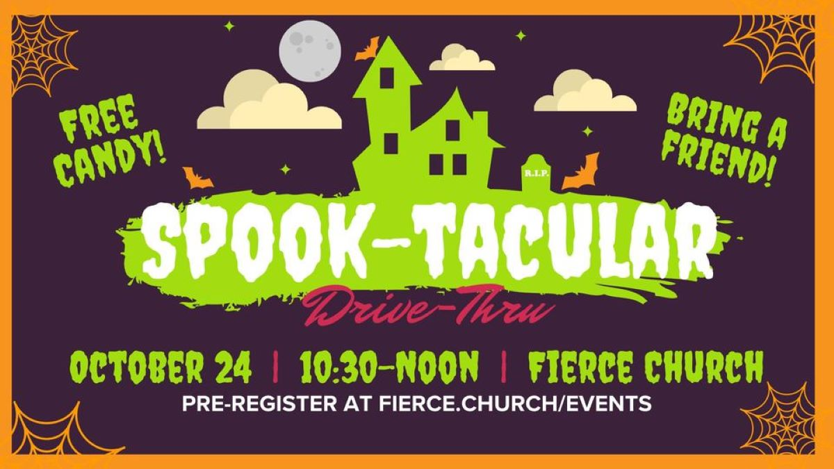 Spook-Taculor Drive Thru at Fierce Church of Grayslake