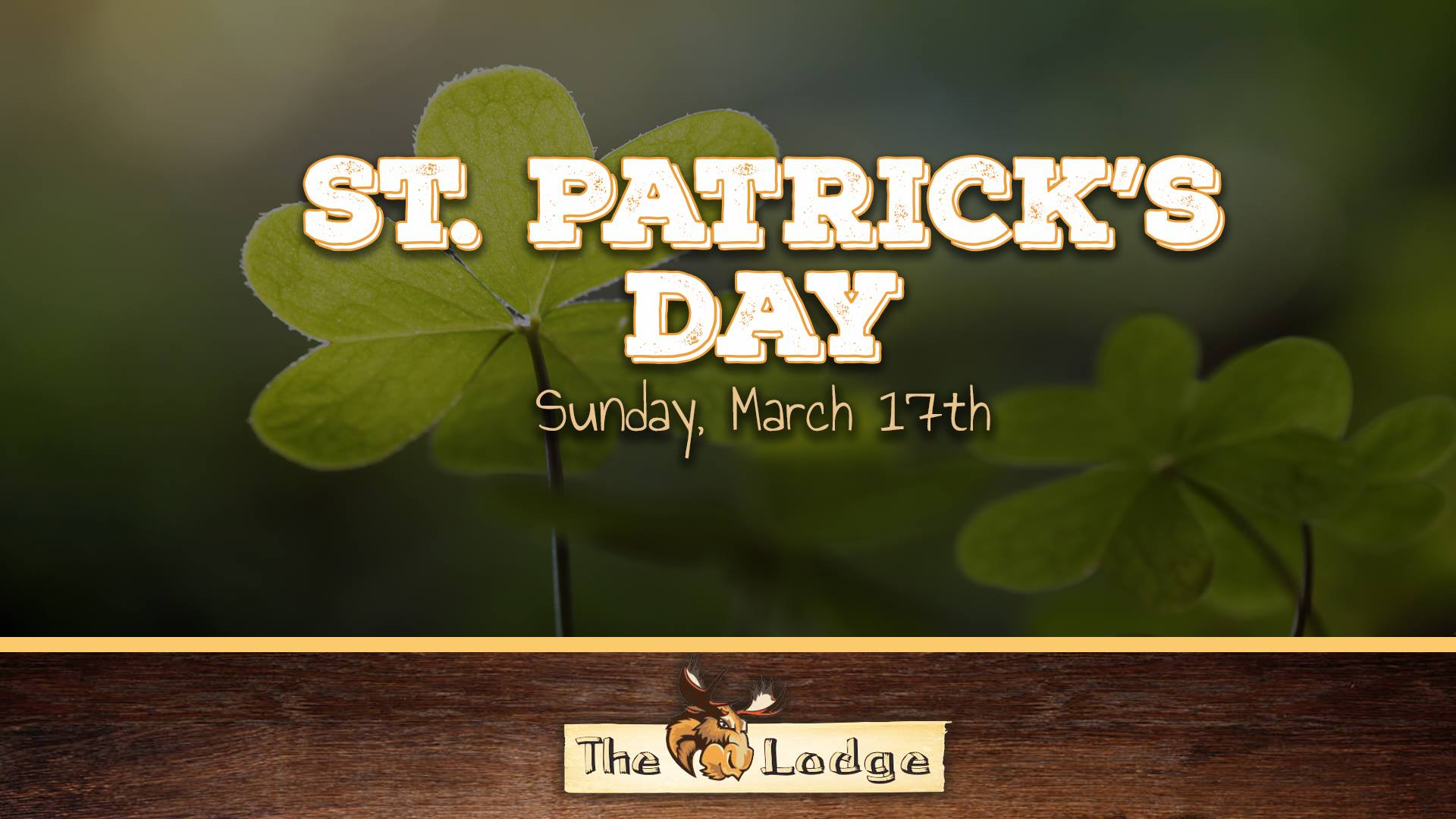 St. Patrick's Day at the Lodge of Antioch