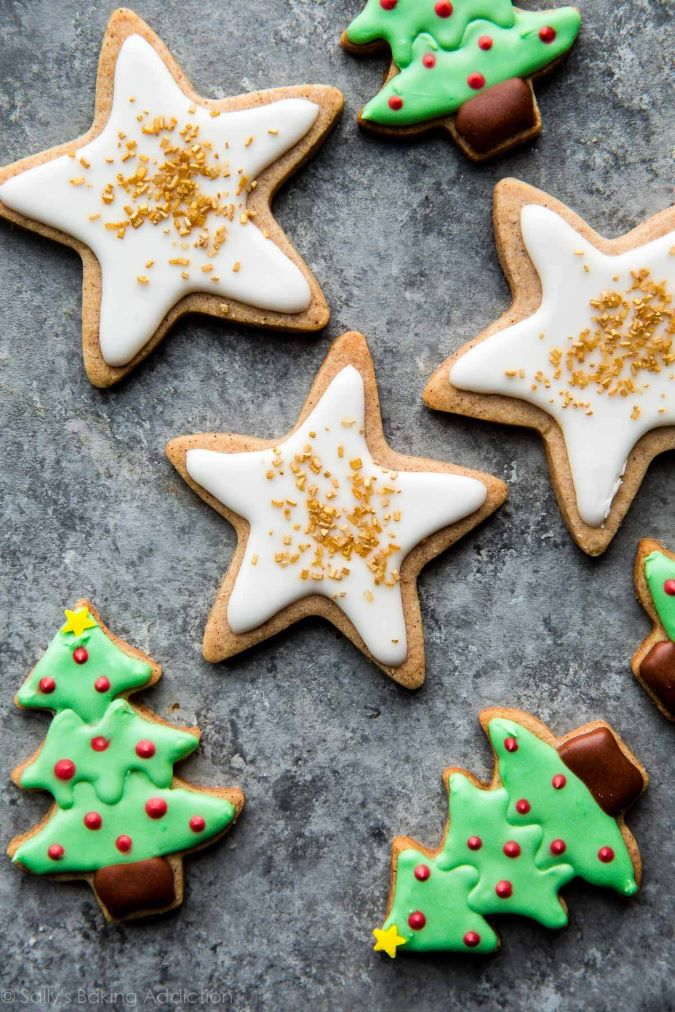 Holiday Cookies Online with Chicago Botanic Garden