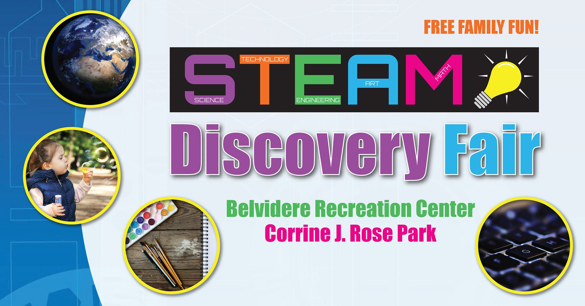 2020 STEAM Discovery Fair Hosted by the Waukegan Park District