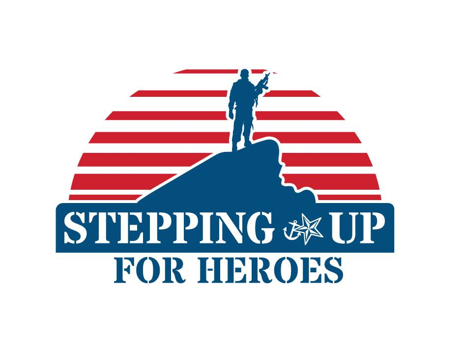 Stepping Up For Heros