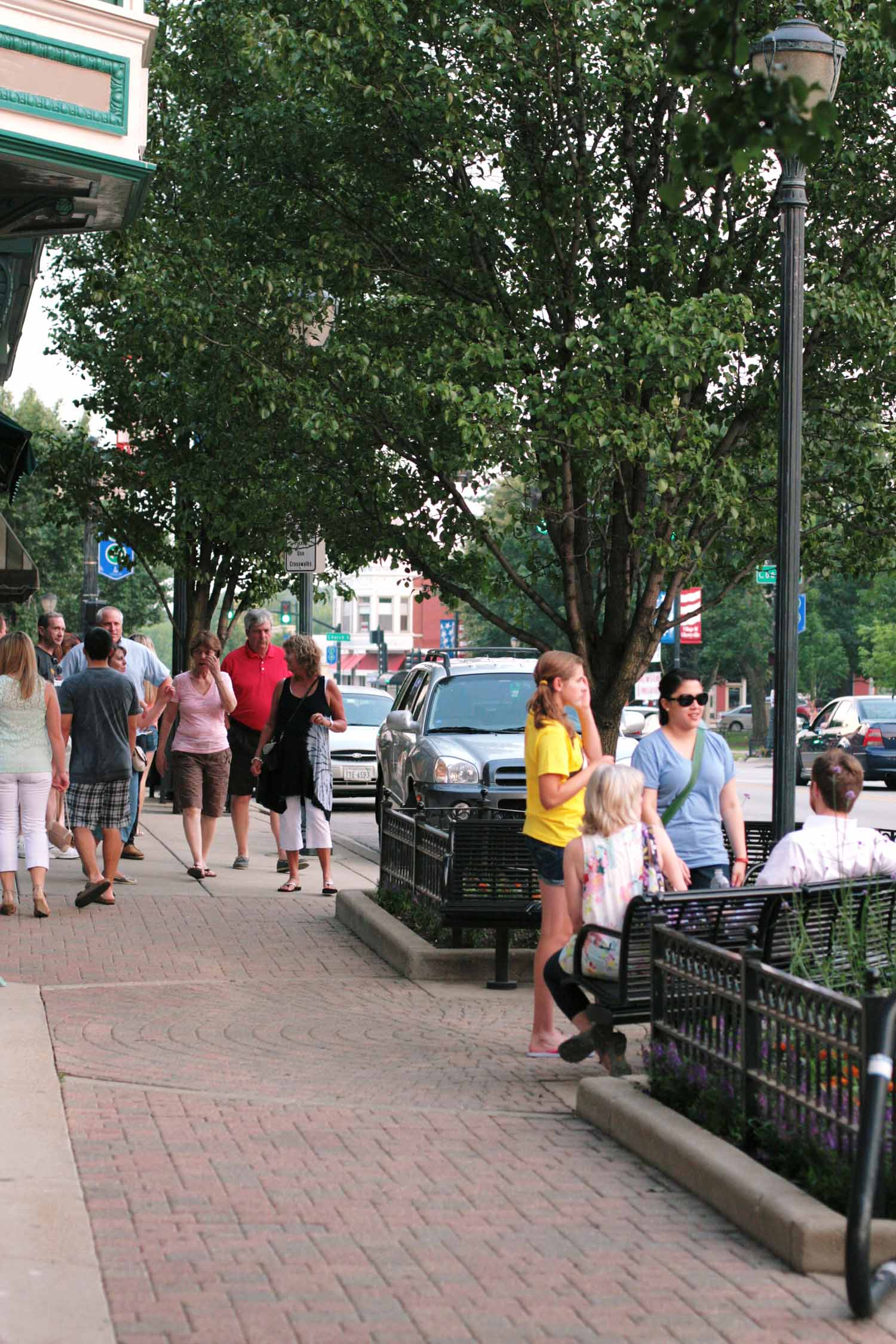 First Fridays on MainStreet Libertyville