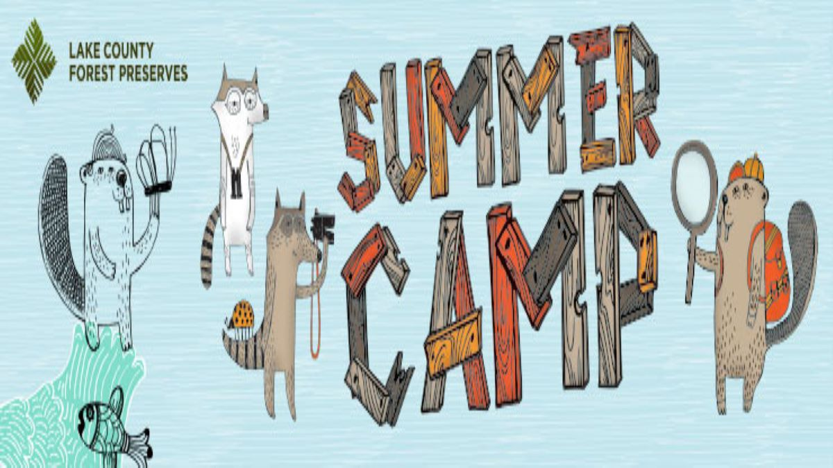 Virtual Summer Camps at Lake County Forest Preserves