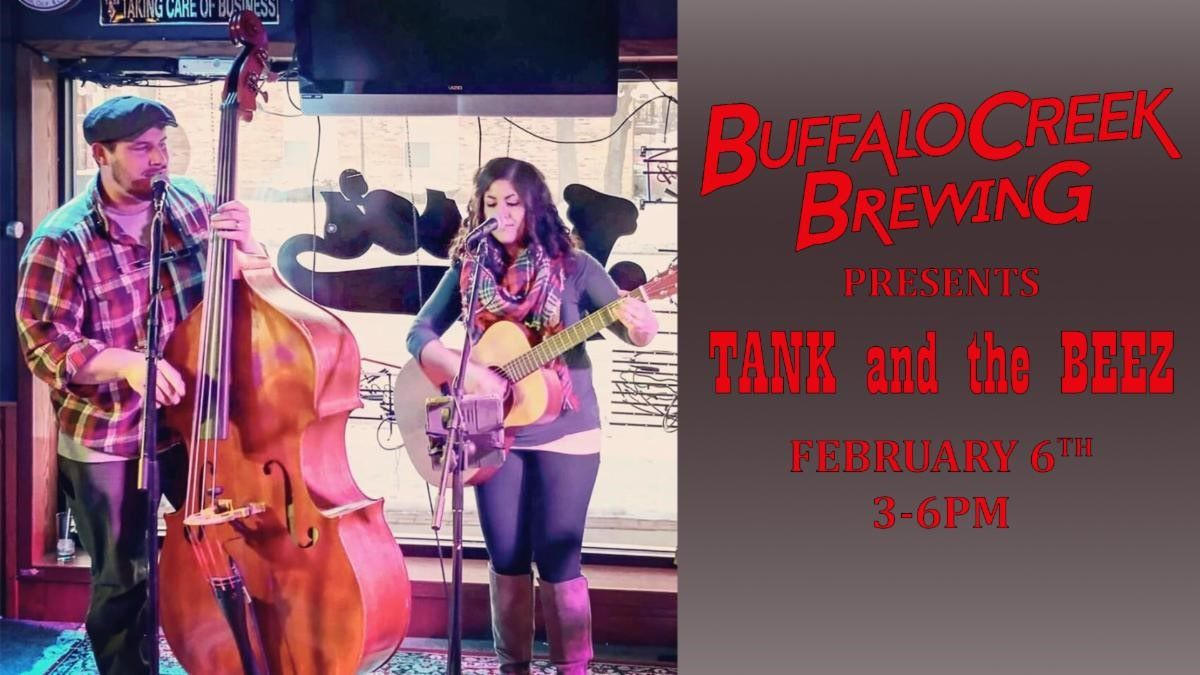 Pint of Music - Tank and the Beez at Buffalo Creek Brewing Co.