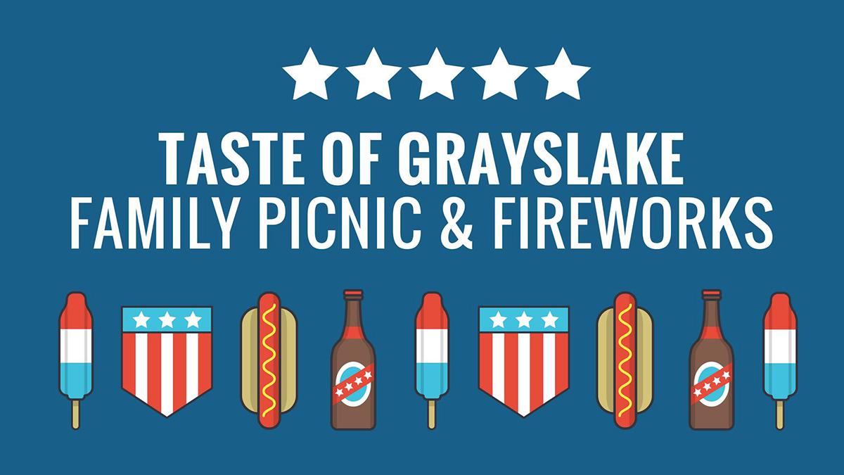 Lake County, Illinois, CVB - - Taste of Grayslake Family